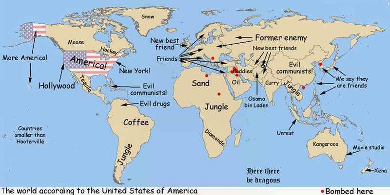 world map melvin s inquisitive mind